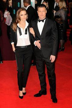 Gossip Over The World: Red Carpet big celebrity fashion BAFTA 2014 .... A...