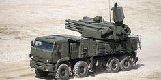 #موسوعة_اليمن_الإخبارية l الإمارات تشتري منظومة صواريخ «بانتسير» الروسية وتصبح الاقوى في المنطقة.. وهذا هو الهدف منها