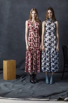 Fashion's never looked so floral