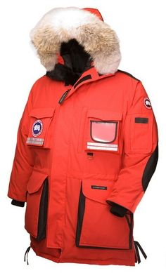 Mens Canada Goose Snow Mantra Parka Red   $288.46