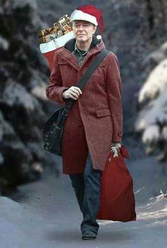 David Bowie Xmas