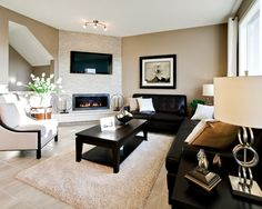 Spaces Corner Fireplace Design, Pictures, Remodel, Decor and Ideas - page 12