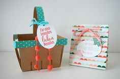 Stampin' Up, Berry Basket, Ostern