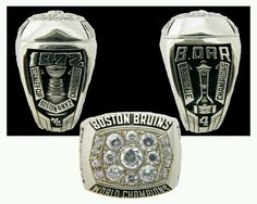 Bobby Orr 1972 Stanley Cup ring