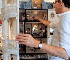 Mulvany & Rogers dollhouse