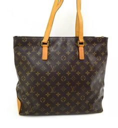 89b515085da5 Auth LOUIS VUITTON Monogram Cabas Mezzo M51151 Tote Bag Need Repair   fashion  clothing  shoes  accessories  womensbagshandbags  ad (ebay link)