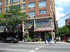 """""""... food and drink from Eli's...""""  -- Chapter 1 ... #NewYorkCity #NYC"""