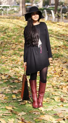Black & Boots
