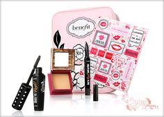 Pour la première fois Benefit Cosmetics s'associe avec la youtubeuse #EnjoyPhoenix pour un kit make up en édition limitée.