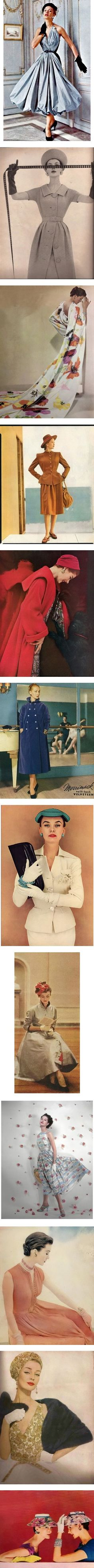 """""""1950s Fashion"""" by hesterprynne ❤ liked on Polyvore"""