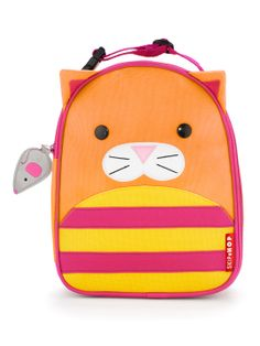 SkipHop kitty cat lunch bag