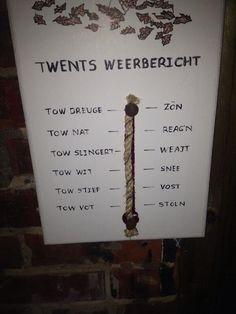 Twents weerbericht Diy Crafts, Memories, Personalized Items, Dutch, Holland, Stamps, Beautiful, Netherlands, Nostalgia