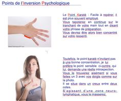 EFT - Points Inversion Psychologique