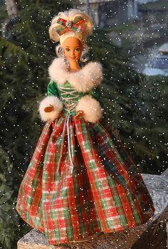 Barbie Winter Evening