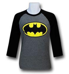 Batman Baseball T. Want