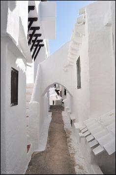 Binibequer Vell (Menorca- Spain)