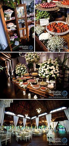 A decoração de um casamento no campo « Casamento dos sonhos