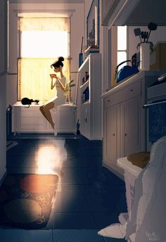 Independent by Pascal Campion - Illustriations by Pascal Campion <3 <3