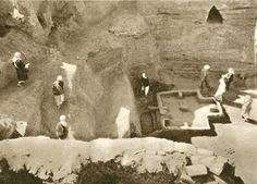Excavating the temples at Eridu