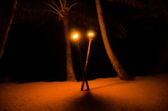 Have you been to a torch-lit beach? #gohawaii #travel #maui