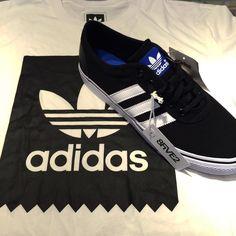 New Arrivals adidas Skateboarding. Blackbird Logo tee at Retail price HKD260 and Adi Ease at Retail price HKD600 @8five2shop www.8five2.com @adidasskateboarding #8five2 #8five2shop #hongmotherfuckingkong #neverintheclub #anotherlevel #hkskateshop #hkskateboarding #since1999