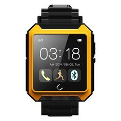 89.12$  Buy now - http://alivy0.worldwells.pw/go.php?t=32611461818 - Waterproof Shockproof Dirt-proof Outdoor Sport Multi-function Bluetooth Smart Wrist Watch For iPhone iOS Android Phones