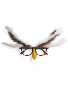 """See the """"Owl Glasses"""" in our Halloween Masks and Headpieces gallery"""
