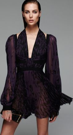 """J.Mendel resort 2015 Dress - """"O Children of Adam Wear your beautiful apparel at every time and place of prayer: eat and drink: but wast not be excess, for Allah loveth not the wasters."""" Surah Araf, 31"""