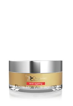 Rose Plus Face Cream from The Organic Pharmacy. With aloe, marigold & meadowsweet.