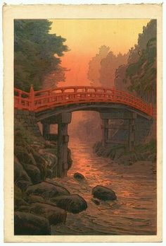 Sacred Bridge, Nikko