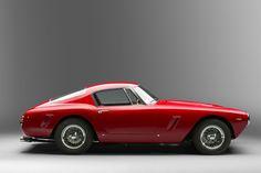 1961 Ferrari 250 GT SWB Berlinetta | V12, 2,953 cm³ | 240 HP | Design: Pininfarina | Engine: Gioacchino Colombo