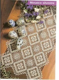 World crochet: Napkin 358 Crochet Art, Crochet Home, Thread Crochet, Crochet Motif, Crochet Squares, Crochet Granny, Filet Crochet, Lace Doilies, Crochet Doilies