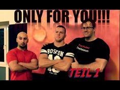 BESTE Bodybuilding Grundübungen mit POWERLIFTER Micka / Für meine Abonne...