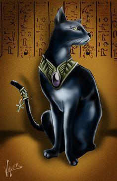 Bastet, Queen of Egypt on Pinterest | 27 Pins