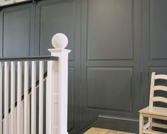 Wall panelling, architraves, skirtings and wardrobe doors Under Stairs Cupboard, Wall Panelling, Architrave, Wardrobe Doors, Handmade Furniture, Dining Room Furniture, Architecture Details, Contemporary Design, Kitchen Dining
