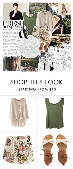 """""""♡ - be the reason someone smiles today"""" by vanessadxy ❤ liked on Polyvore featuring Chicnova Fashion, Pilot, Prada, VILA and Billabong"""