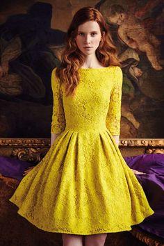 dolores-promesas-vestido-encaje-amarillo.jpg (625×938)