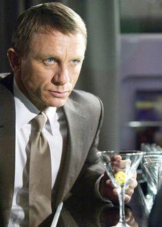 Vesper Martini & James Bond