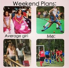 Average girl then there is me Field Hockey Quotes, Field Hockey Drills, Field Hockey Sticks, Hockey Memes, Basketball Quotes, Women's Basketball, Field Hockey Problems, Hockey Pictures, Rangers Hockey