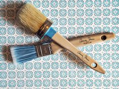 Bring On The Chalk Paint… An Annie Sloan Workshop at Love Handmade Upcycling Ideas, Annie Sloan Chalk Paint, Paint Brushes, Workshop, Handmade, Painting, Atelier, Hand Made, Work Shop Garage