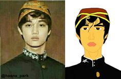 i think my picture is ugly, not same -__- but I've been satisfied with the results, cause it was me who made it :D