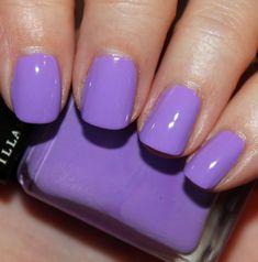 wow - this is some purple! (Illamasqua JoMina)