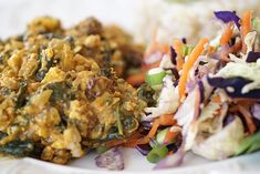 Indisk Kylling med Spinat