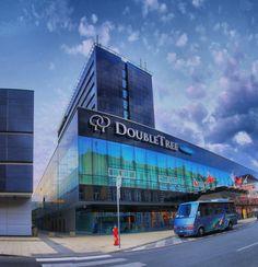 Doubletree by Hilton**** Košice, Slovakia Hotel Branding, European Countries, Central Europe, Bratislava, Czech Republic, Hungary, Austria, Poland