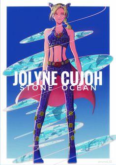 Jolyne Kujo - Stone Ocean