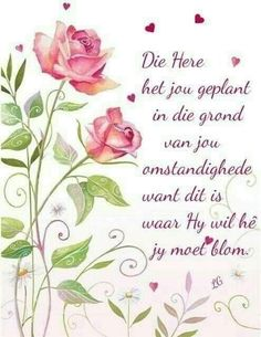 Afrikaanse Quotes, Inspirational Qoutes, Motivational Quotes, Goeie Nag, Goeie More, Rose Cottage, Good Morning Wishes, As You Like, Welcome