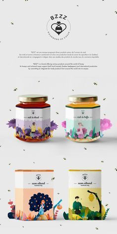 49 Trendy Ideas for fashion logo design graphics behance Packaging Box, Honey Packaging, Chocolate Packaging, Food Packaging Design, Packaging Design Inspiration, Brand Packaging, Branding Design, Identity Branding, Product Packaging Design