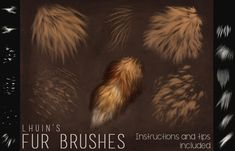 Fur Brushes for Photoshop by Lhuin on DeviantArt Free Photoshop, Photoshop Brushes, Photoshop Tutorial, Photoshop Actions, Psd Brushes, Nikon D5200, Photoshop For Photographers, Photoshop Photography, Photoshop Elements