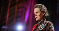 Temple Grandin: The world needs all kinds of minds | TED Talk | TED.com