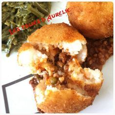 Pulled Pork, Dessert, Ethnic Recipes, Food, Arancini Recipe, Eggplants, Cooking Recipes, Baked Potato With Cheese, Thermomix